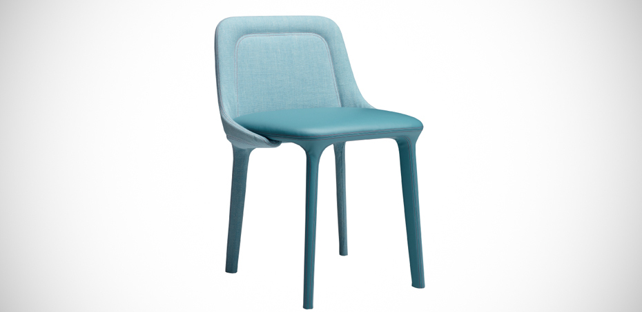 Cadeiras modernas lepel por casamania frezza design lucidi pevere - Casamania by frezza ...